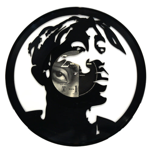 2Pac Vinyl Record Art - Deadwax1
