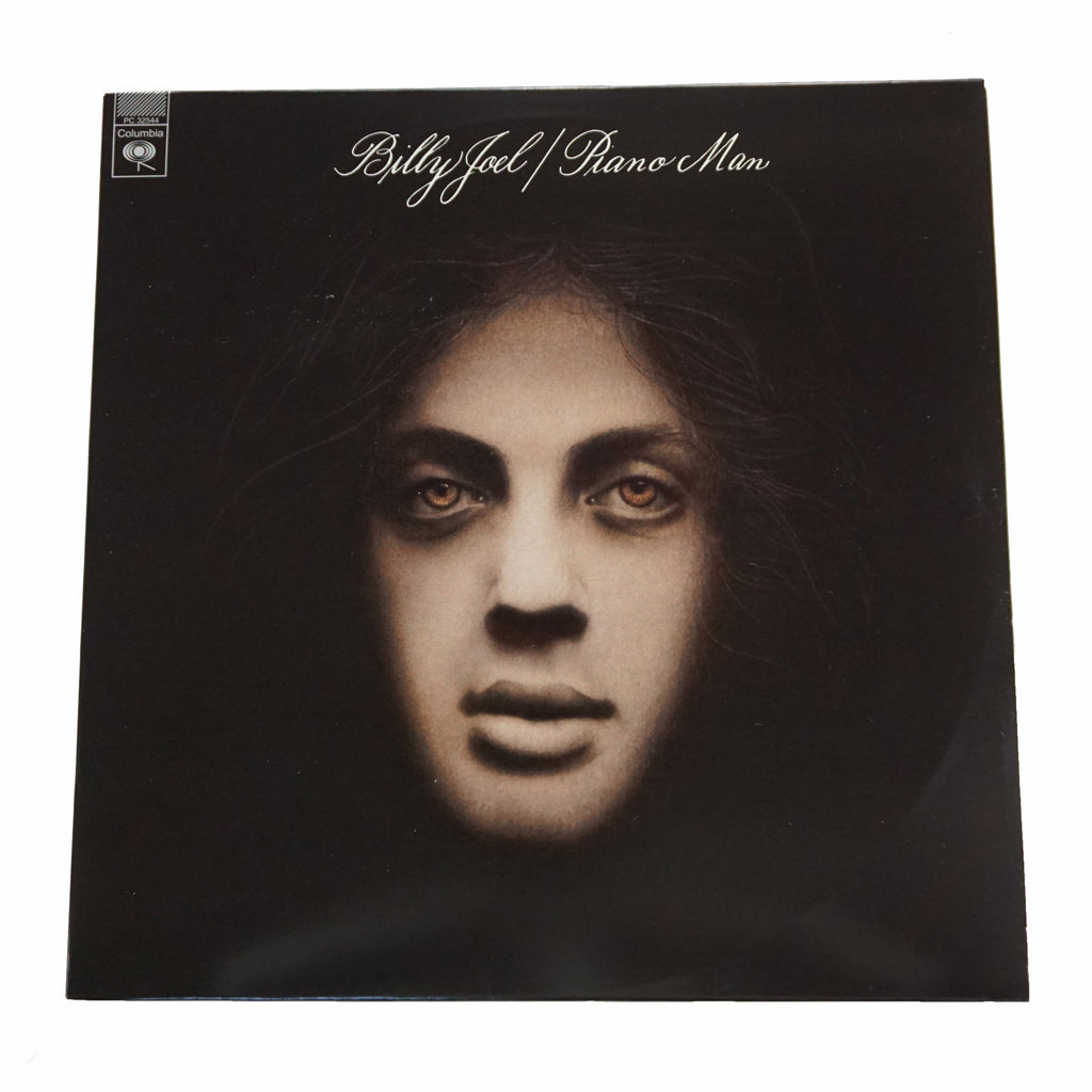Billy Joel Vinyl Record Art - Deadwax1