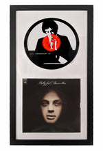 Billy Joel Vinyl Record Art - Deadwax Art