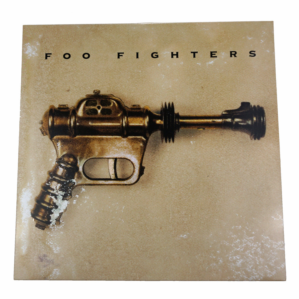 Foo Fighters Vinyl Record Art - Deadwax1