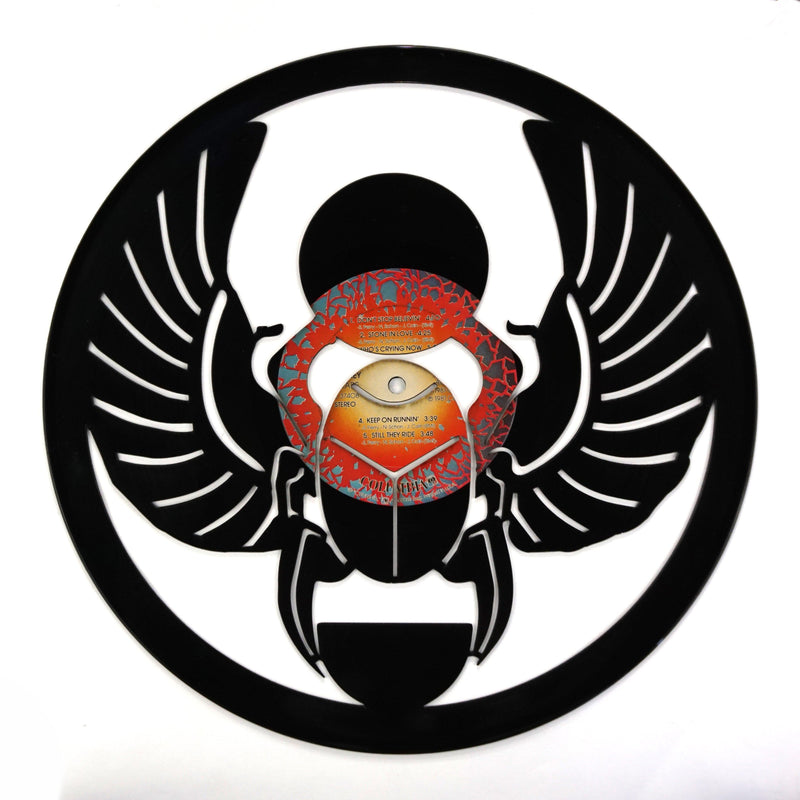 Journey Vinyl Record Art - Deadwax1
