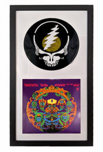 Grateful Dead Vinyl Record Art - Deadwax1