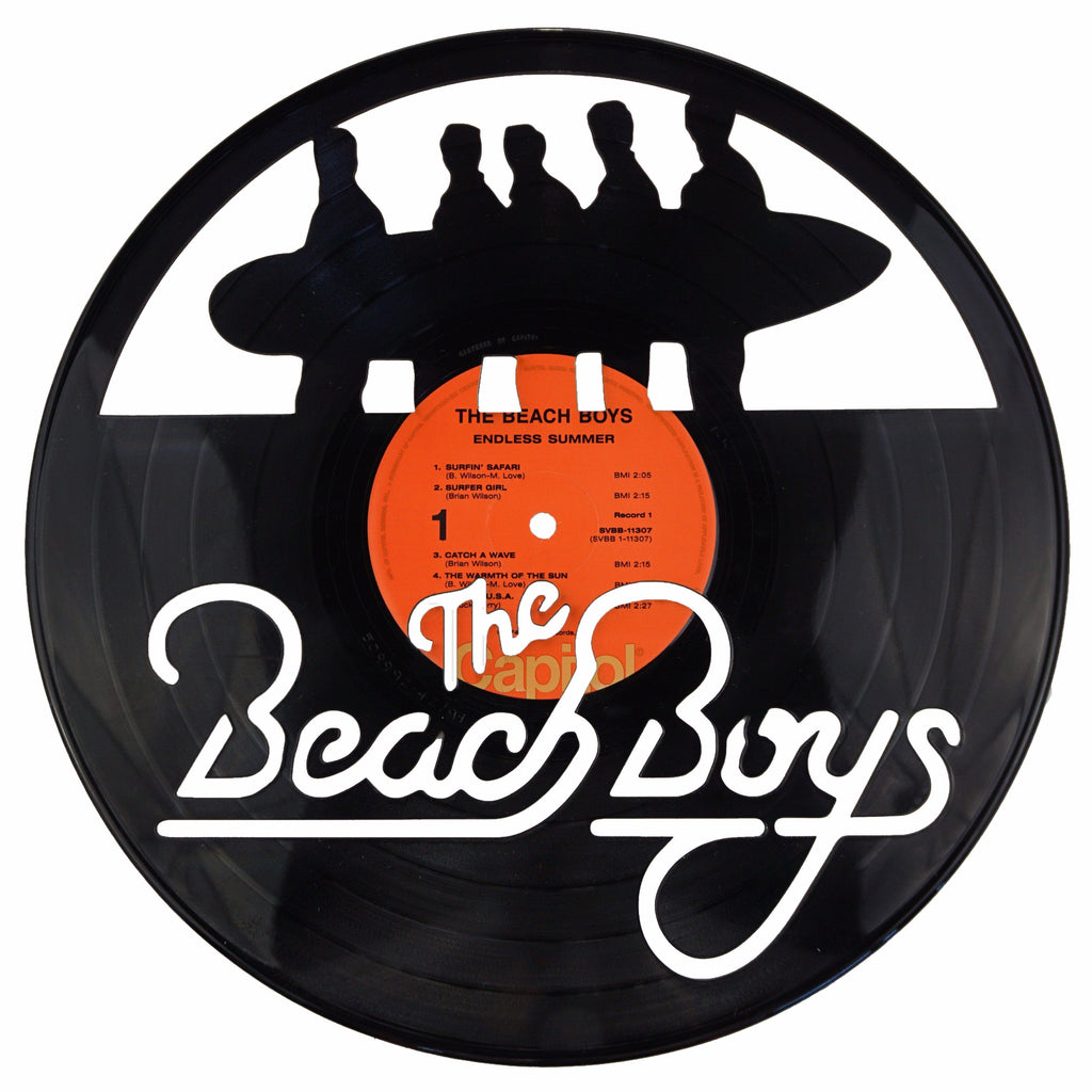 The Beach Boys Vinyl Record Art - Deadwax1