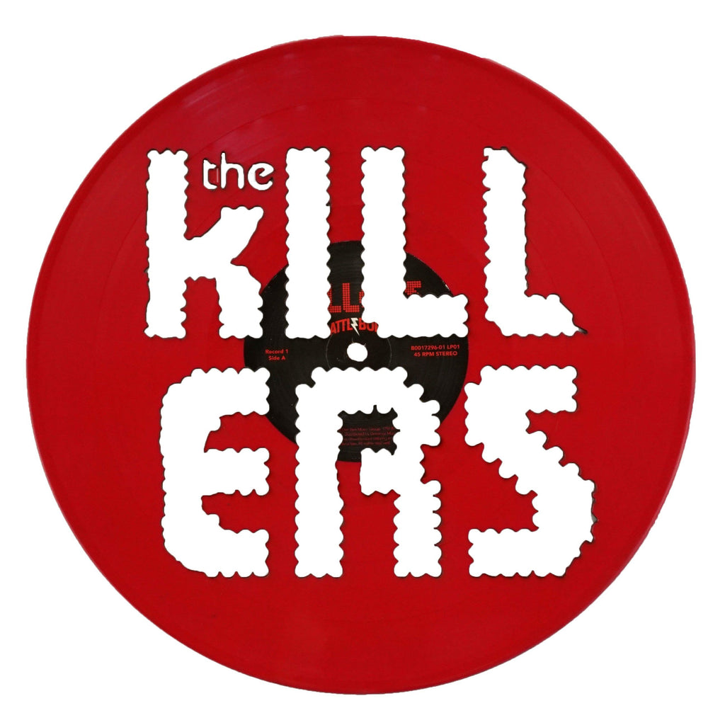 The Killers Vinyl Record ARt - Deadwax1