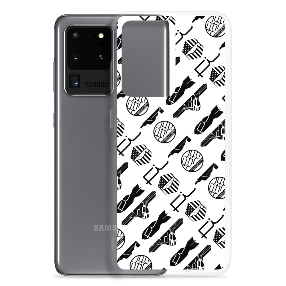 Fi ALL Logo Samsung Case (White)