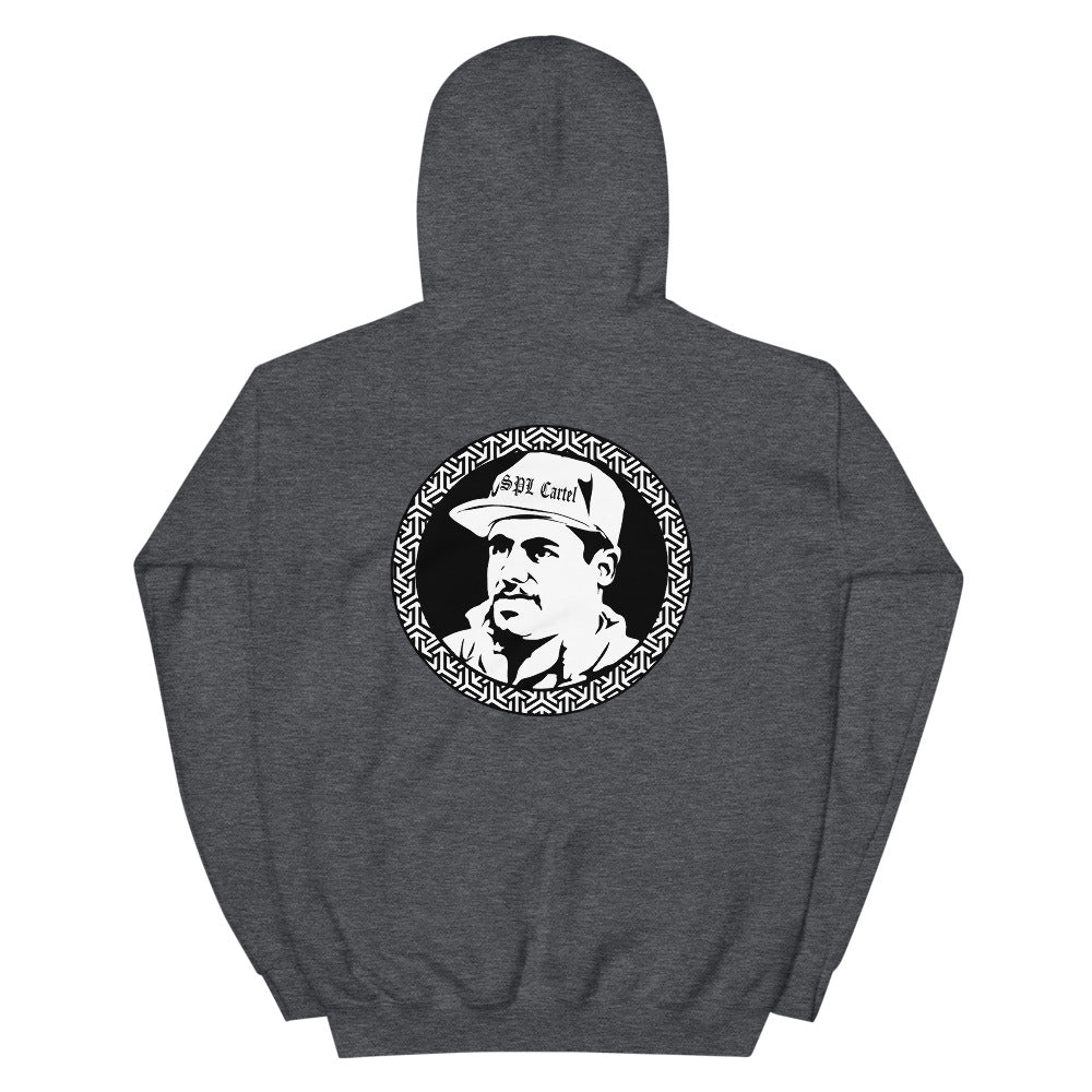 SPL Cartel To Chapo Full Back Hoodie