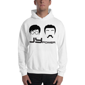 JY Power Faces Hoodie