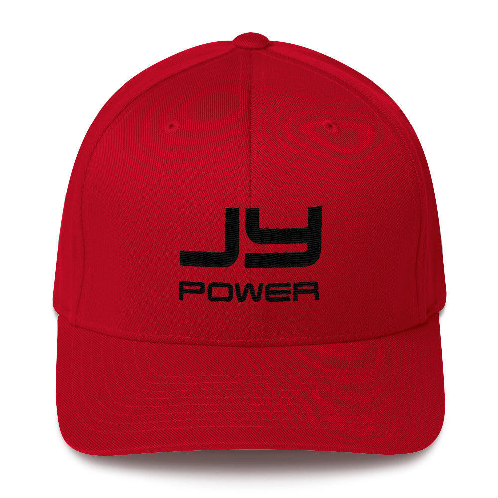 JY Power Flex Fit Hat