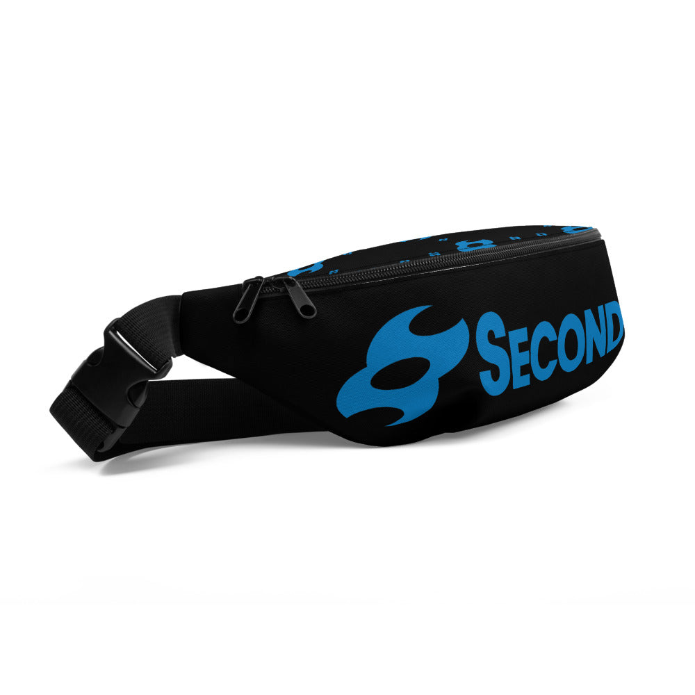 Second Skin Fanny Pack (Black)