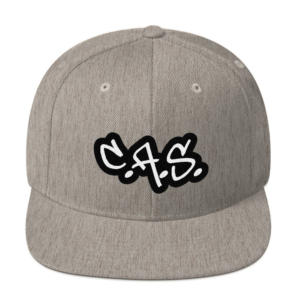 Car Audio Swag Logo Snapback Hat