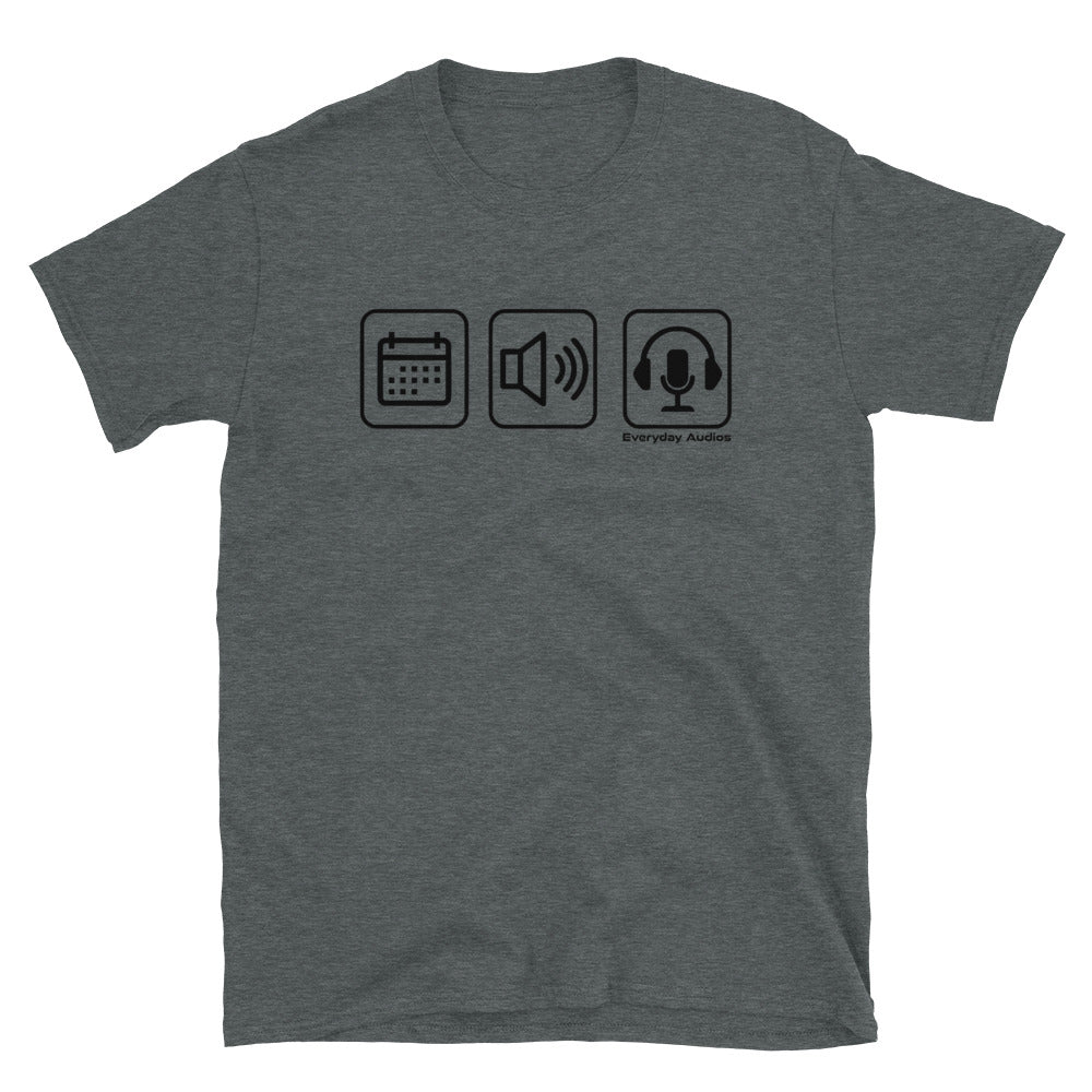 Everyday Audios T-Shirt (S-3X)