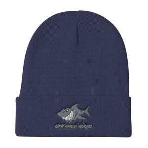 Untamed Audio Embroidered Beanie