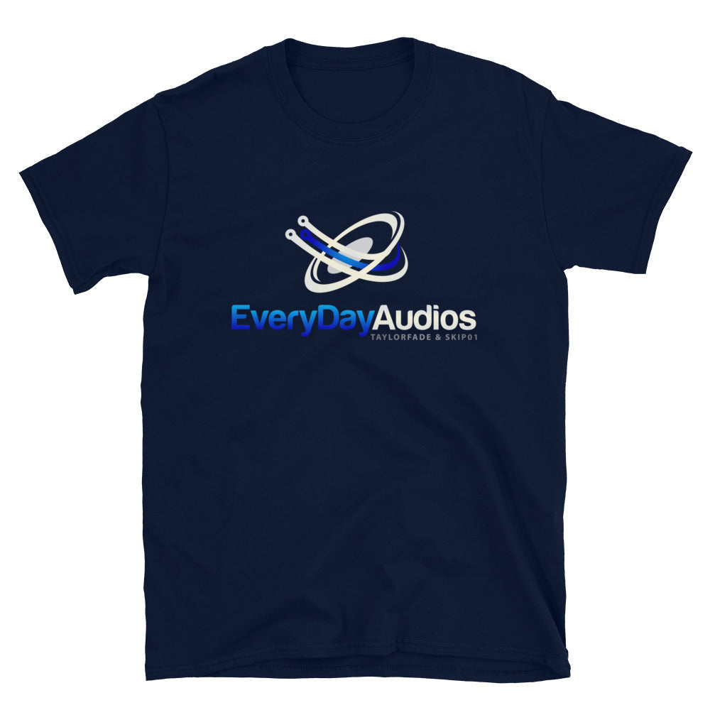 Everyday Audios Classic Short-Sleeve T-Shirt (S-3X)