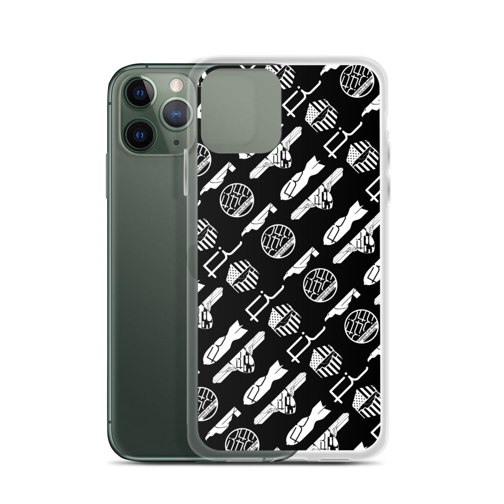 Fi ALL Logo iPhone Case (Black)