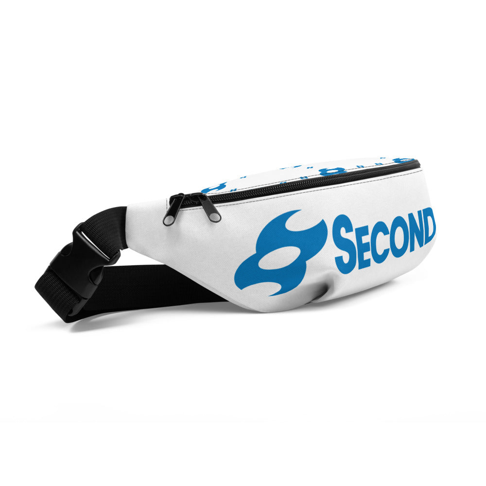 Second Skin Fanny Pack (White)