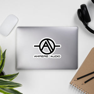 Ampere Audio Bubble-free stickers