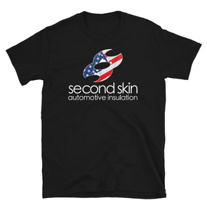 Second Skin America Short-Sleeve Unisex T-Shirt