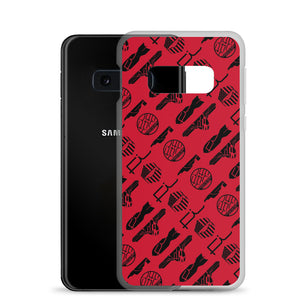 Fi ALL Logo Samsung Case (Red)