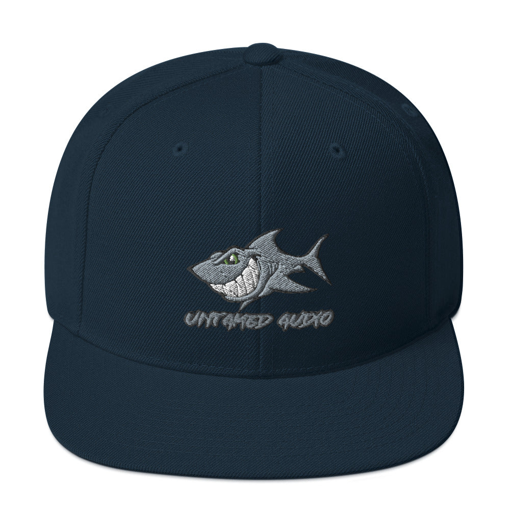 Untamed Audio Snapback Hat