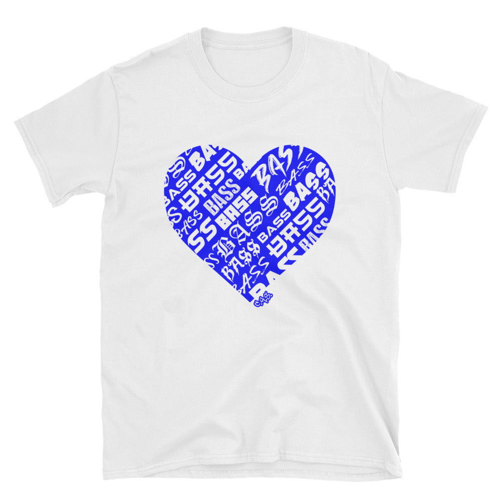 Car Audio Swag Bassheart Tee (Blue)