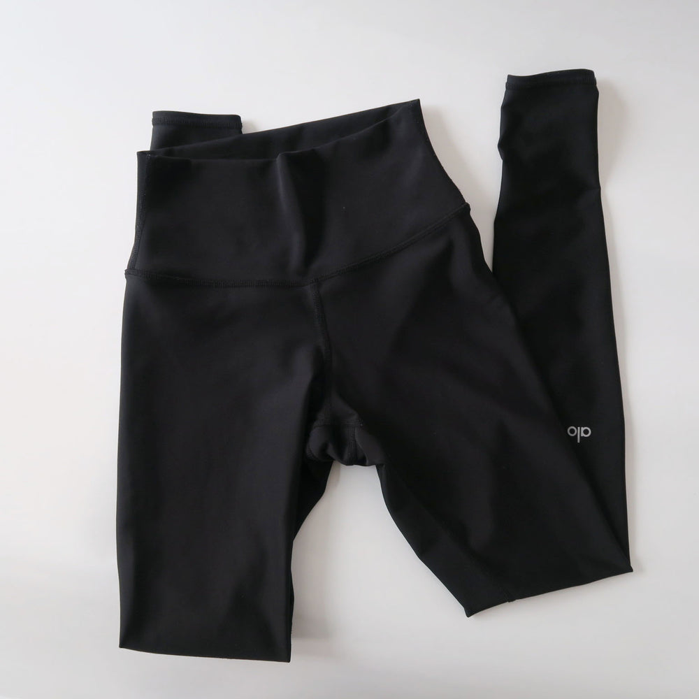 [SOLD OUT] - Alo Yoga High Waist Airlift Black Yoga Legging XS