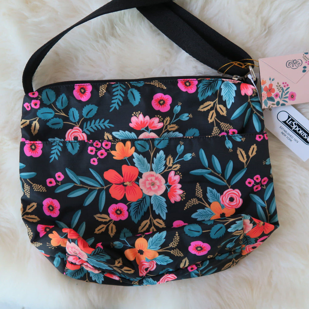 [SOLD OUT] - LeSportsac - Marion Floral Rifle Paper Co Small Cleo Crossbody Bag