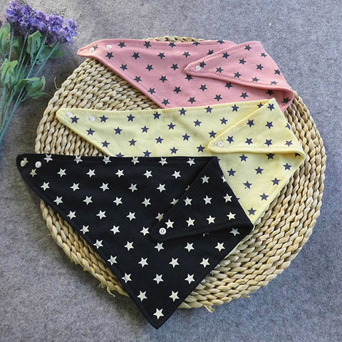 Infant cotton bibs Newborn Burp Cloths Baby Saliva Towel