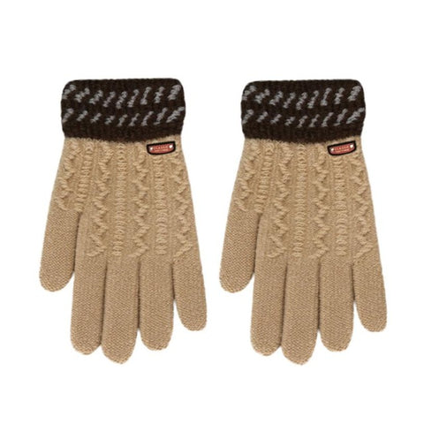 Infant Baby Classical Thicken Hot Girls Boys Of Winter Warm Gloves