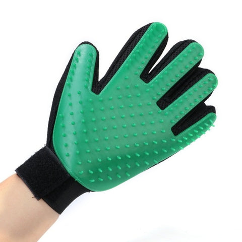 Pet Grooming Glove for Cats Comb Cat Hackle Pet Deshedding Brush