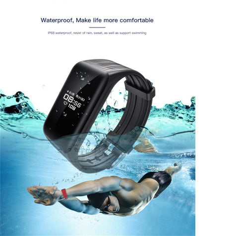 Fitness Bracelet FItness Blood Pressure Oxygen Heart Rate Monitor Smart Watch Band Bracelet
