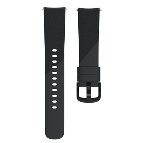 Sport strap gear sport band 20mm watch silicone wrist bracelet belt