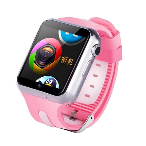 Waterproof Baby Bracelet 3G Wifi Smartwatch GPS Trackers Smartwatch For Kids