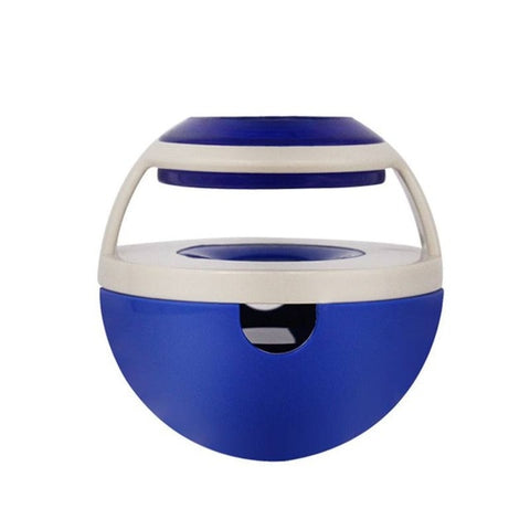Pet Dogs Feeders Food Bowl Feeding Tumbler Food Leakage Ball