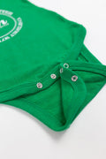 Football Onesie - Green