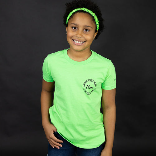 Kids Summer 20/20 - Neon Green