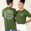One World, One Love Tee
