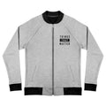 Heather Grey Bomber Jacket