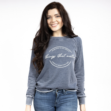 Lazy Day Sweatshirt - Dark Navy