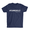 #TeamBentley Logo Tee - Midnight Navy