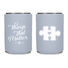 Autism Awareness Koozie