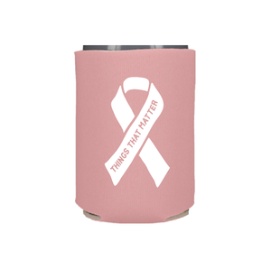 Breast Cancer Koozie