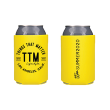 Koozie - Neon Yellow