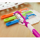 1PC Creative Colorful Vegetable Fruit Peeler Kitchen Tool Helper Gadgets
