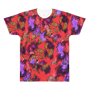 PURPLE.LSD Art Tee