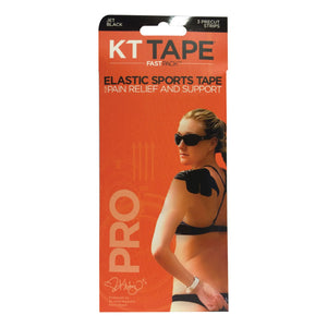 KT Tape - 3-Strip Fast Pack