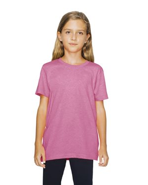 AA - BB201W - Youth Poly-Cotton Tee