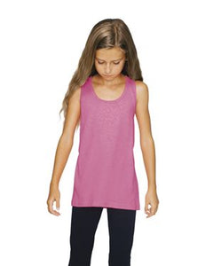 AA - BB208W - Youth Poly-Cotton Tank