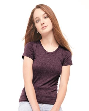 AA - BB301W - Women Poly-Cotton Tee