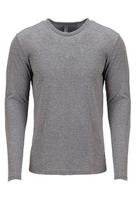 NL - 6071 - Tri-Blend Long Sleeve Tee