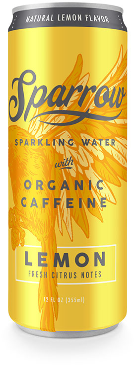 Sparrow - Lemon - 12 oz